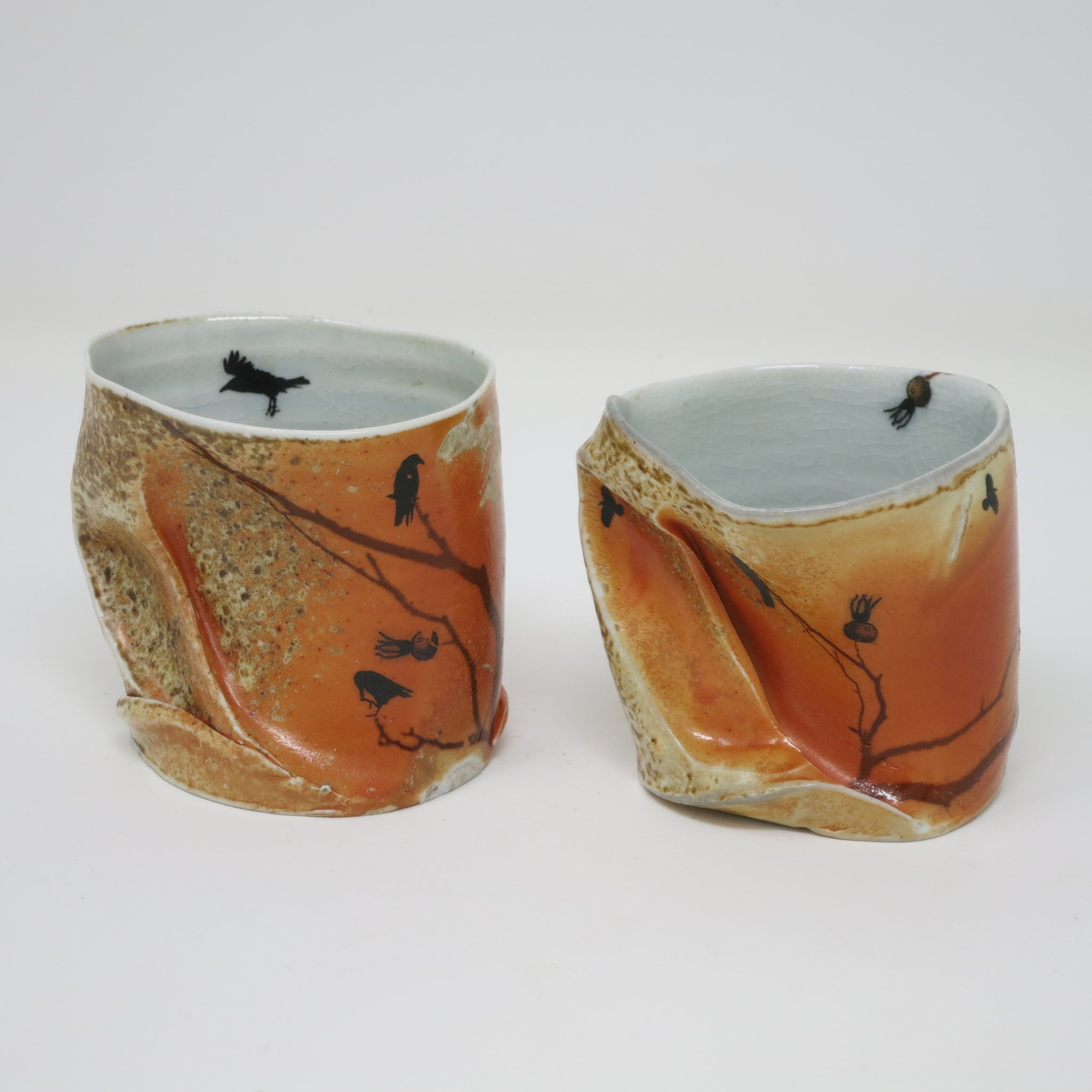 Raven Scotch Cups (Set of 2)