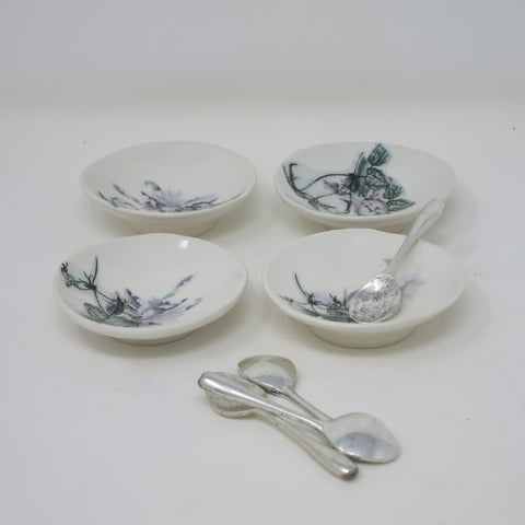 Salt Dishes (Set of 4)