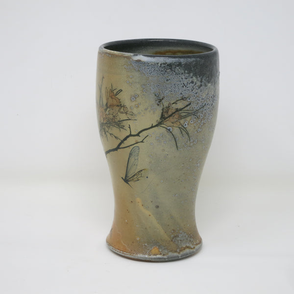 Wood-fired Tumbler (Spray & Hummingbugs)