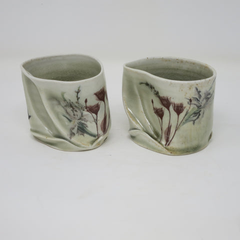 Imaged Scotch Cups (Set of 2)