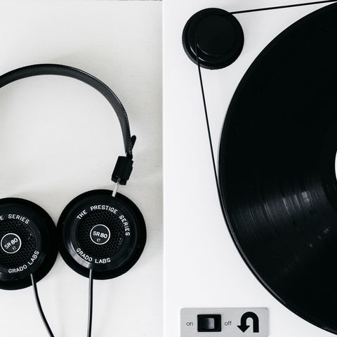 Vinyl + headphones: getting started