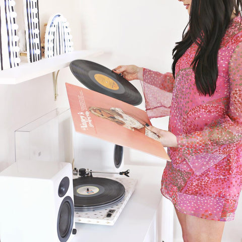 Cleaning & caring for your vinyl records