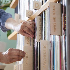 Three American-made vinyl storage solutions