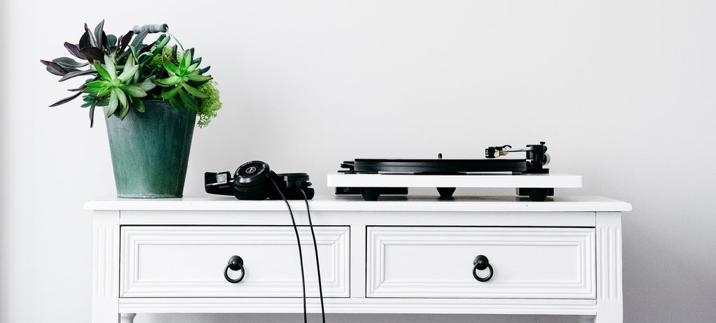 Vinyl + headphones: getting started – U-Turn Audio