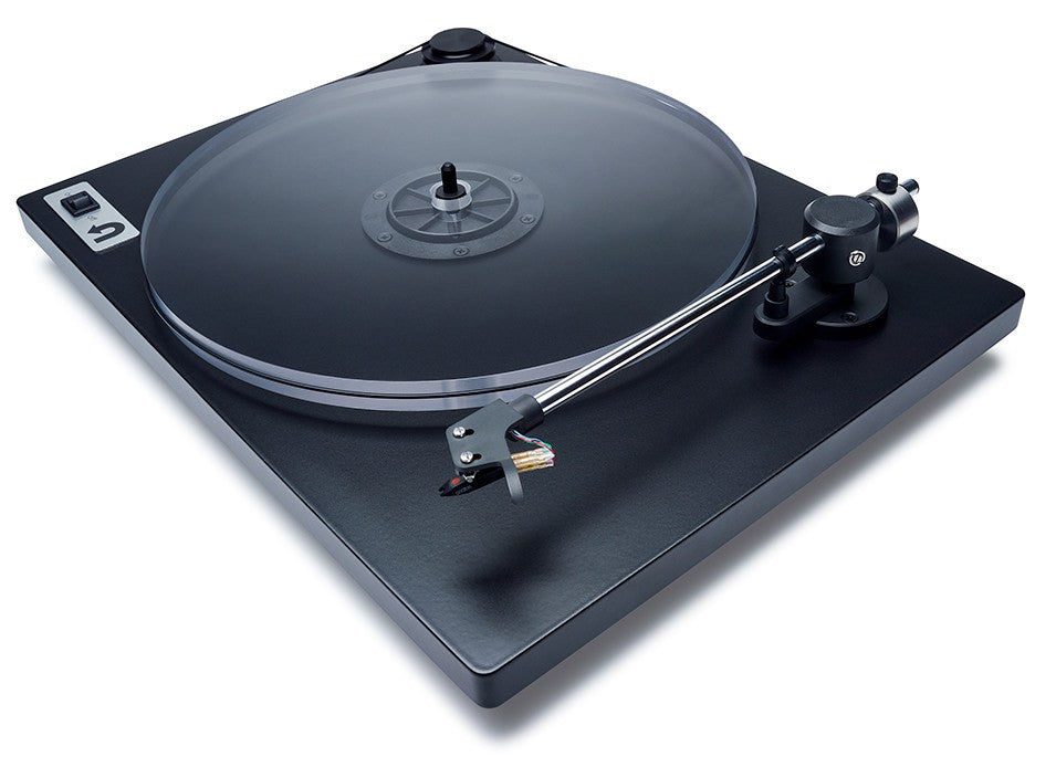 Belt drive turntable speed problem