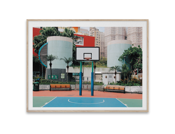 Paper Collective | Cities of Basketball 04