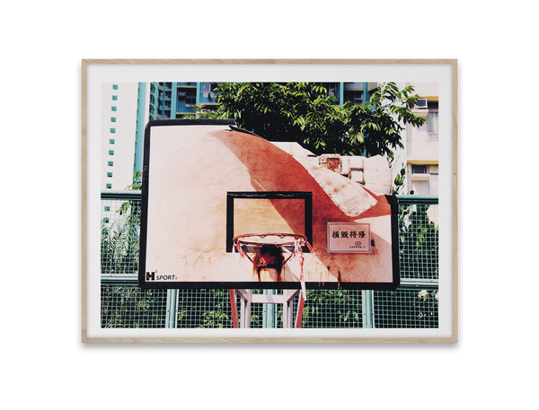 Paper Collective | Cities of Basketball 06