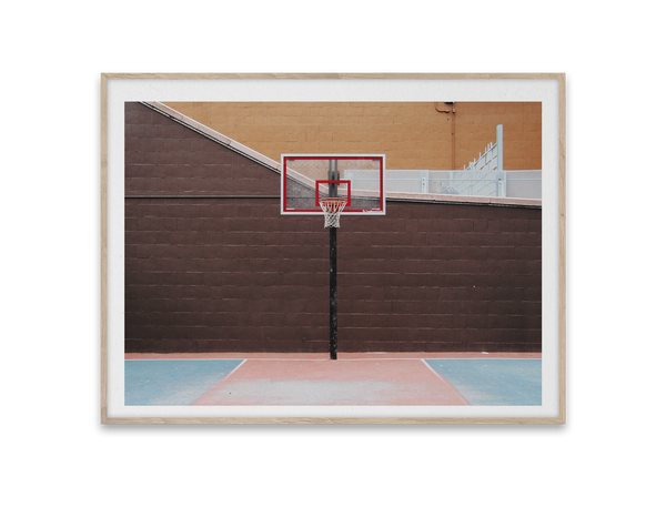 Paper Collective | Cities of Basketball 07