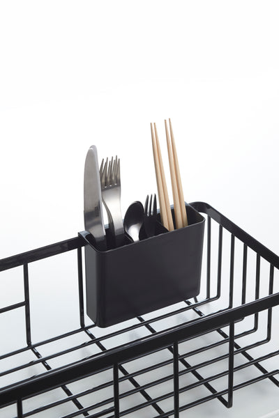 Yamazaki | Tower Sink Drainer Wire Basket Black