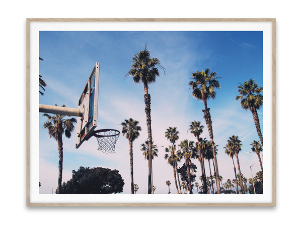 Paper Collective | Basketball Cities LA