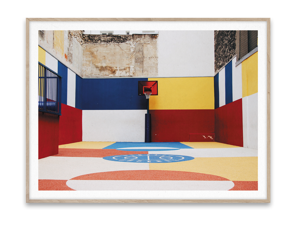 Paper Collective | Basketball Cities Paris