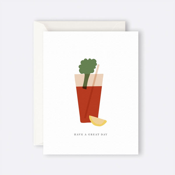 Father Rabbit Stationery | Card | BLOODY MARY