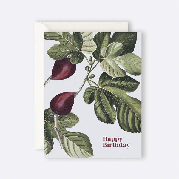 Father Rabbit Stationery | Card | HAPPY BIRTHDAY FIG