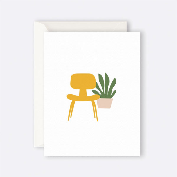 Father Rabbit Stationery | Card | YELLOW CHAIR