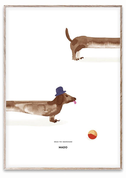 Mado | Friends | Doug the Dachshund