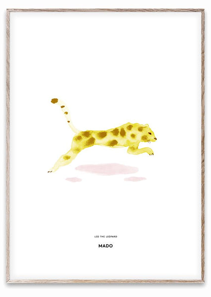 Mado | Friends | Leo the Leopard