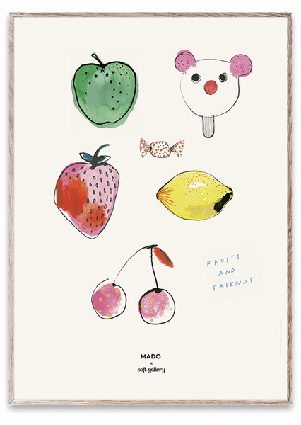 Mado | Soft Gallery | Fruits & Friends
