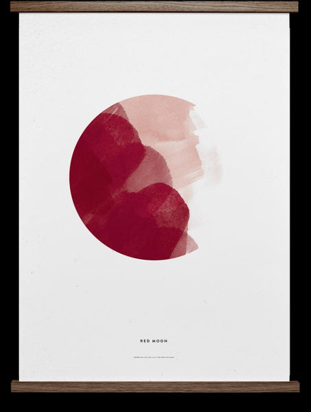 Paper Collective | Red Moon