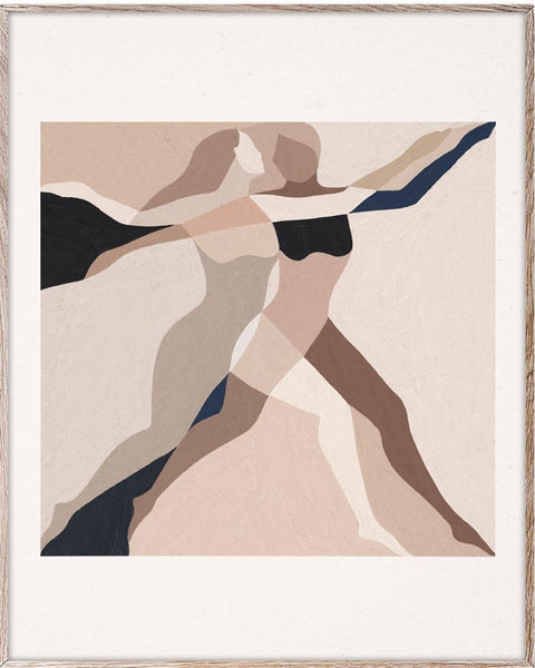 Paper Collective | Two Dancers