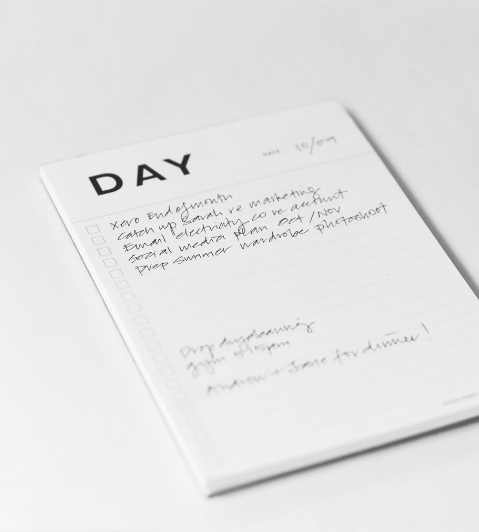 Father Rabbit Stationery | A5 Day Planner