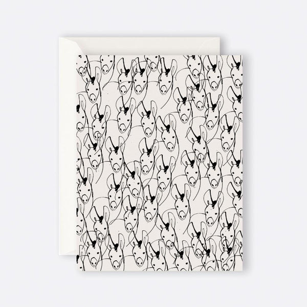 Father Rabbit Stationery | Card | DONKEYS