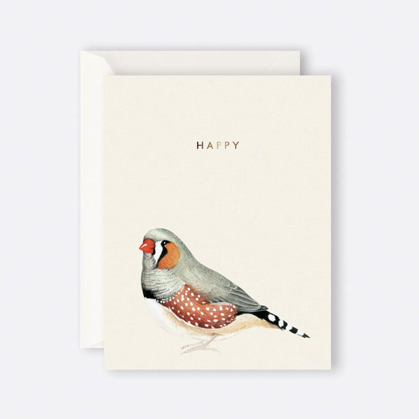Father Rabbit Stationery | HAPPY BIRD