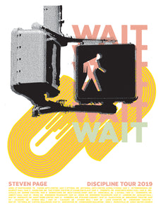 2019 Canadian Tour Poster