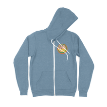 Load image into Gallery viewer, Steven Page Zip-up Hooded Sweatshirt