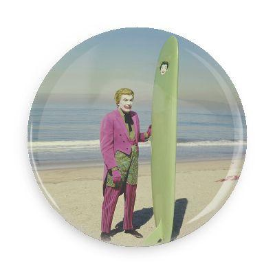 Surfin' Joker Button - TheOriginalUnderground
