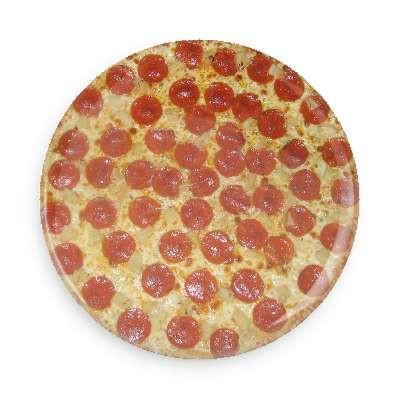 Pizza Button - True Jersey