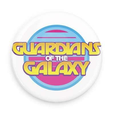 Guardians of the Galaxy Button - TheOriginalUnderground