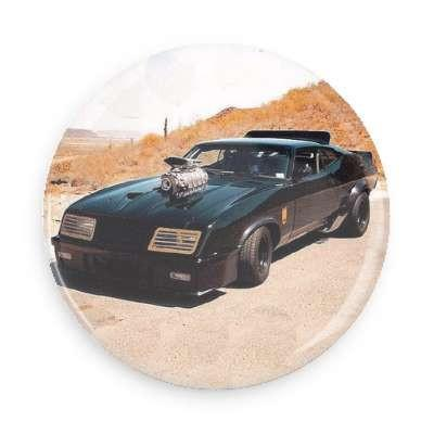 Mad Max Interceptor Button - TheOriginalUnderground