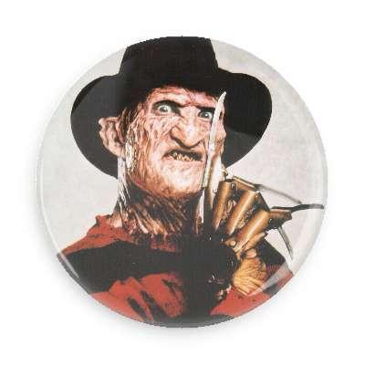 Freddy Krueger Button - TheOriginalUnderground