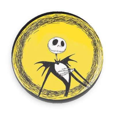 Jack Skellington Button - TheOriginalUnderground