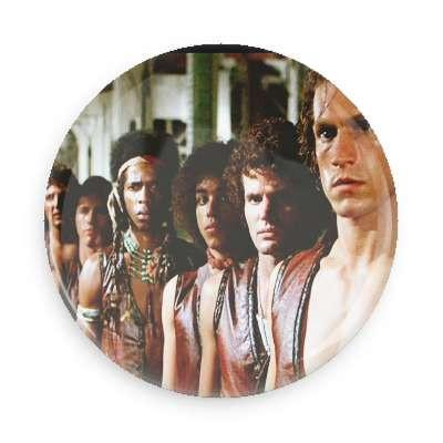 The Warrior's Gang Photo Button - TheOriginalUnderground