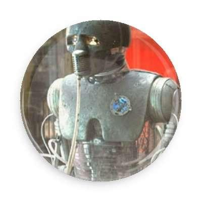 Medical Droid Button - TheOriginalUnderground