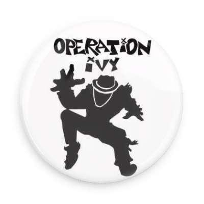 Operation Ivy Button - TheOriginalUnderground
