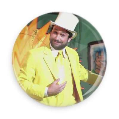 Charlie Day Always Sunny Button