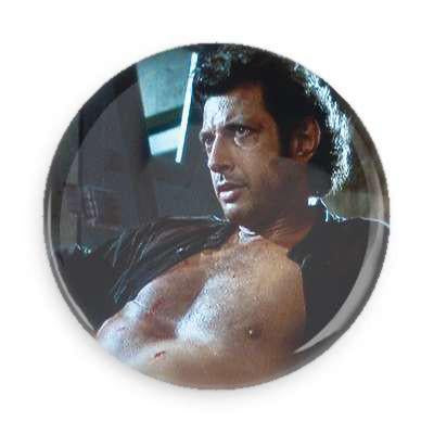 Doctor Ian Malcolm Button - TheOriginalUnderground