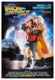 Back to the Future 2 Film Poster Print