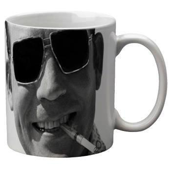 Hunter S. Thompson Mug - Falstaff Trading