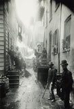 """Bandit's Roost"" by Jacob Riis Photo Print - Falstaff Trading / Nerd culture, Horror, B-movies, cult classic - uniquely cool / falstafftrading.com"