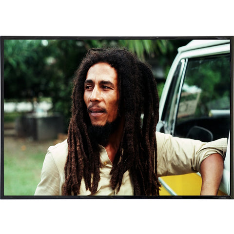 Bob Marley Candid Photo Print - Falstaff Trading / Nerd culture, Horror, B-movies, cult classic - uniquely cool / falstafftrading.com