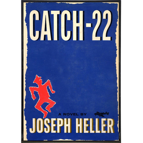Catch 22 Cover Print