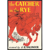 Catcher in the Rye Cover Print