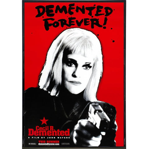 "Cecil B Demented ""Honey"" Film Poster Print"