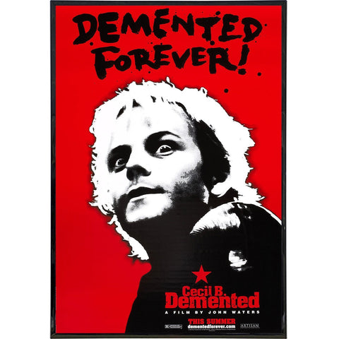 Cecil B Demented Film Poster Print