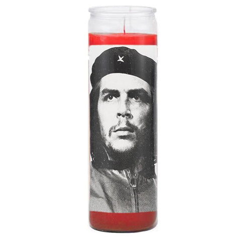 Che Guevara Prayer Candle - Falstaff Trading / Nerd culture, Horror, B-movies, cult classic - uniquely cool / falstafftrading.com