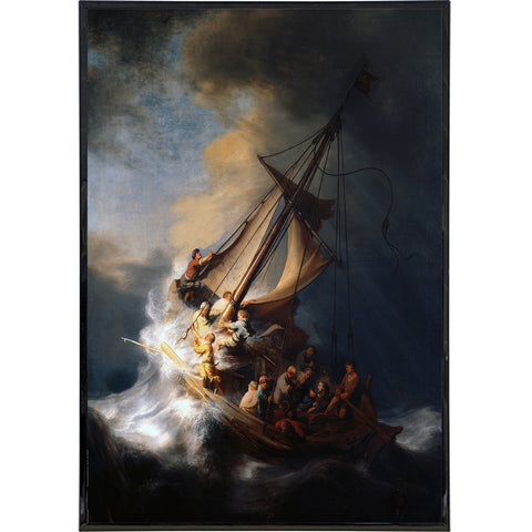 The Storm on the Sea of Galilee Print