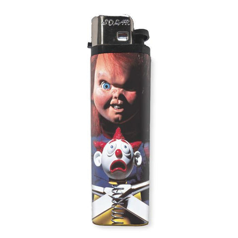 Chucky Lighter - Falstaff Trading / Nerd culture, Horror, B-movies, cult classic - uniquely cool / falstafftrading.com